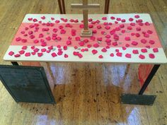 remembrance Sunday church display - Google Search