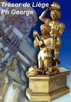 Reliquary of the little finger of Saint-Lambert