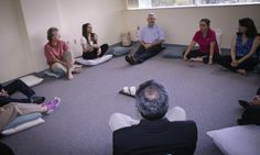 Lynn University opened a Meditation Lounge for students and faculty to enjoy.