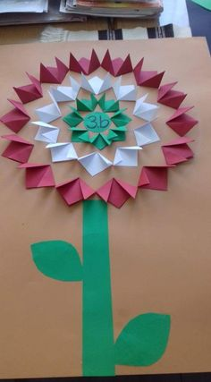 Hand Crafts, Techno, Crafts For Kids, Activities, Education, School, Art, Flowers, Craft