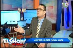 Graynmer Mendez habla sobre el acuerdo político para la junta en El Show del Mediodía