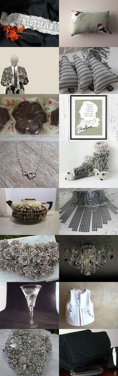 Silver by Laura P. on Etsy--Pinned with TreasuryPin.com