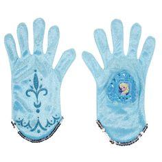 Magische Elsa handschoenen   Disney Frozen   kidzDzain