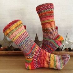 Socken stricken / Marys Sockenparade » Opal