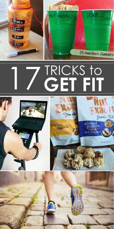 17 Workout Tricks to Get Fit Fast - One Crazy House