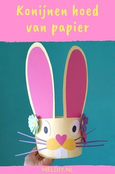 Crafts For Kids, Diy Crafts, Tweety, Diys, Easter, Fictional Characters, School, Kids Arts And Crafts, Bricolage