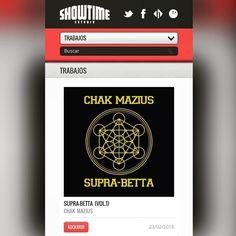 En la web de @showtimeestudio tienes la info y los links de lo nuevo de Chak Mazius recientemente estrenado. Grabado mezclado y masterizado en Showtime. http://ift.tt/1OqKLY7. #suprabettavol1 #chakmazius #showtimeestudio grabacion #mezcla #masterizacion #mastering #rap #hiphop #rapespañol #hiphopespañol #malaga
