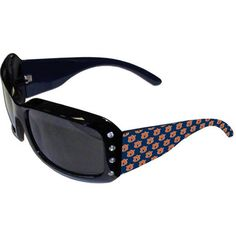 Auburn Tigers Designer Women's Sunglasses CSG42W