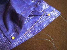 """Tutorial - """"How to make a quilt sleeve"""" by Susan Brubaker Knapp"""