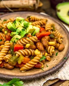 Healthy Dinner Recipes, Whole Food Recipes, Vegan Recipes, Vegan Party Food, Drying Pasta, Vegan Pasta, How To Cook Pasta, Plant Based Recipes, Pasta Dishes