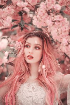 Hair Care Tips That You Shouldn't Pass Up. If you don't like your hair, you are not alone. Hair Dye Colors, Cool Hair Color, Pastel Colors, Photo Oeil, Aesthetic Hair, Grunge Hair, Girl Photography, Pretty Hairstyles, Dyed Hair