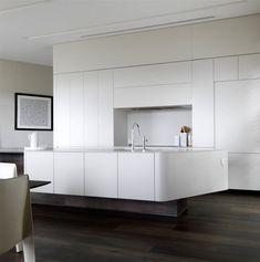 *Kitchen design, minimalism, interiors* Quarterdeck House quarterdeck house