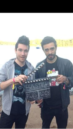 Dan Smith and Kyle Simmons