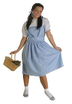 Kansas Girl Plus Size Costume