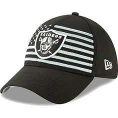 cheap for discount 83f38 62d7a Oakland Raiders New Era 2019 NFL Draft On-Stage Official 39THIRTY Flex Hat  – Black