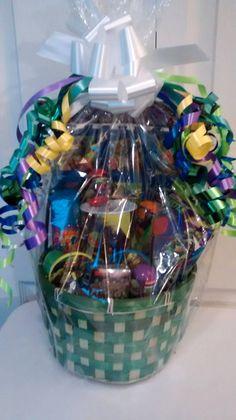 Sold reeses cheetah easter gift basket 18 handmade asst green teenage mutant ninja turtles easter gift basket 35 cappellos creations facebook negle Choice Image