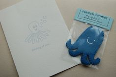 Octopus Etsy Love from Julie Jackson by nataliezdrieu, via Flickr