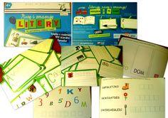 Litery-piszę i zmazuję Monopoly
