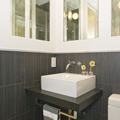 1000 Images About Tile Wainscot On Pinterest Photo