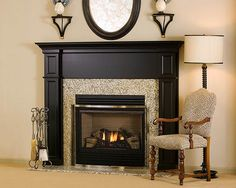 images of decorated fireplace mantels | New Wood Mantels | Fireplace Mantel Blog
