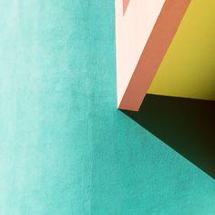 Matthias Heiderich_ReflexionenDrei #colorblock #architecture