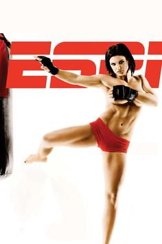 Yeah Buddy, Gina is a good athlete, a strong woman, a new actress, and not that bad on the eyes.