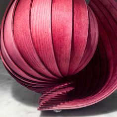 """25Lamp dyed with blueberry. """"For businesses, biomimicry is about bringing a new discipline - biology - to the design table. It's not to write an environmental impact statement, as most biologists in business do right now"""". #janinebenyus #biomimicry #naturaldye #kovacfamily"""