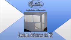 Janelas Acústicas em SP - AG Acústica