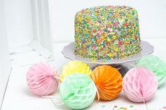 Sprinkles Cake – Funfetti Torte