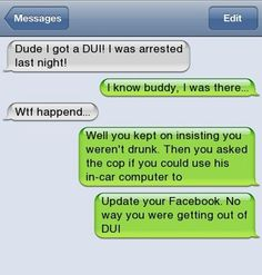Funny text best mom ever: 17 texts that prove drunk people are hilarious.