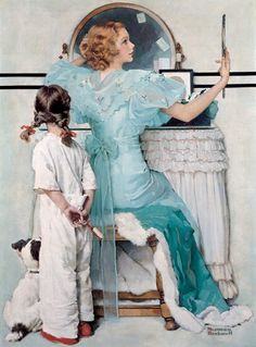 .Norman Rockwell