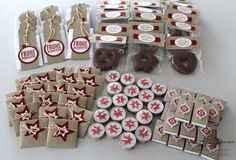 Stampin' Up! 15 Minuten Weihnachten in der Tüte basteln Inhalt Geschichte Lebkuchen