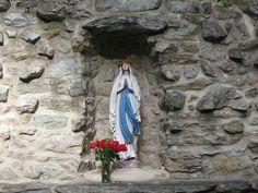 grotto lourdes emmitsburg   The National Shrine Grotto of Our Lady Of Lourdes -Emmitsburg,Maryland ...