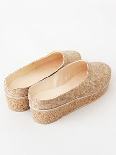 Viana Clog by Reality Studio (Made of cork but not necessarily meant for thumbtacks)
