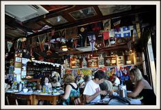 Peter's Cafe Sport - Horta - Isla Faial - Azores - Portugal by TxabiBike, via Flickr.