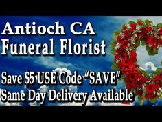 Antioch Funeral Flowers | Advice To Follow For Sympathy Flowers in Antio...
