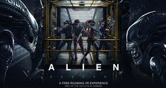 Alien: Descent VR Experience Is Arriving for Alien Day -- FoxNext and Pure Imagination Studios will allow guest to experience the Alien universe like never before with a virtual reality experience known as Alien: Descent. -- http://movieweb.com/alien-descent-virtual-reality-experience-alien-day-2018/