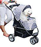 Promenade Pet Stroller Black Onyx