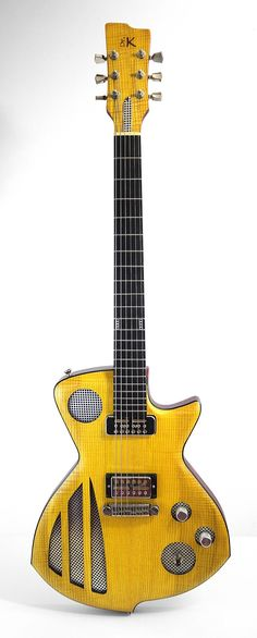 Dr.Ks Fine Guitars SUNY-K (pronounce SONIC) --- https://www.pinterest.com/lardyfatboy/