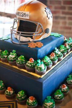 Groom's cake.