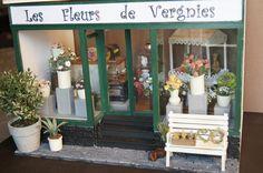 Boutique de fleuriste 2