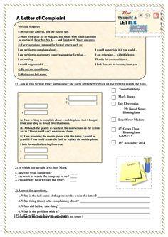22+ Employee Complaint Letter Templates – PDF, DOC