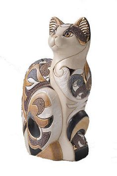 Rinconada Egyptian Cat #454 NIB De Rosa Gallery Collection in | eBay