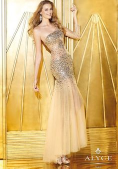 Alyce Paris Prom Dresses - 2014 Prom Dresses - International Prom Association
