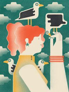 welcome! : Sergio Membrillas : illustrator
