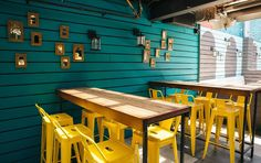 Notable.ca | The Best Heated Patios for Those Cold Toronto Days -