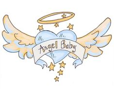 Baby Boy Angel | The Giggle Guide® - What's New from Light of Mine Designs