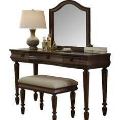 You'll love the Pinesdale Vanity at Wayfair - Great Deals on all Furniture  products with Free Shipping on most stuff, even the big stuff.