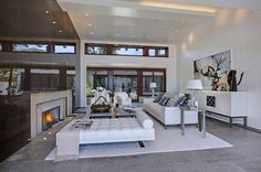 California Modern Concrete Mansion Breaks with Tradition - House of the Day - Curbed National