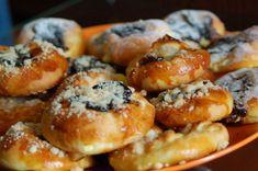 Pan Dulce, Pretzel Bites, Doughnut, Hamburger, Treats, Sweet, Food, Basket, Bakken
